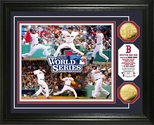Boston Red Sox 2013 World Series Commemorative Gold Coin Photo Mint