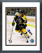 Brad Marchand 2013-14 Action Framed Picture Framed Picture
