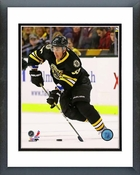 Brad Marchand 2012-13 Action Framed Picture