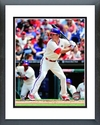 Chase Utley 2014 Action Framed Picture