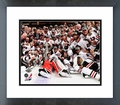 Chicago Blackhawks 2013 Stanley Cup Champs Team Celebration Framed Picture