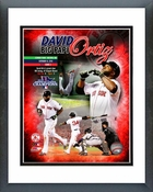 David Ortiz 2013 ALCS Grand Slam Composite Framed Picture