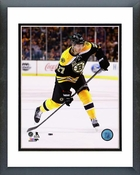 Dougie Hamilton 2013-14 Action Framed Picture