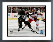 Evgeni Malkin 2013-14 Playoff Action Framed Picture
