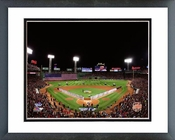 Fenway Park Game 1 of the 2013 World Series Framed Picture