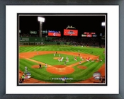 Fenway Park Game 6 of the 2013 ALCS Framed Picture
