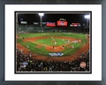 Fenway Park Game 6 of the 2013 World Series Framed Picture