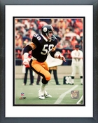 Jack Lambert Framed Picture Framed Picture