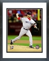 Jake Peavy Game 3 of the 2013 World Series Action Framed Picture