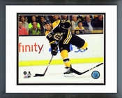 Jarome Iginla 2013-14 Playoff Action Framed Picture