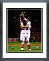 Jarrod Saltalamacchia & Koji Uehara Celebrate Winning Game 6 of the 2013 ALCS Framed Picture Framed Picture