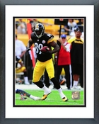Jerricho Cotchery 2013 Action Framed Picture Framed Picture