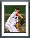 Jon Lester Game 1 of the 2013 World Series Action Framed Picture