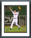 Koji Uehara celebrates winning Game 6 of the 2013 World Series Framed Picture