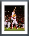 Koji Uehara & David Ross celebrate winning Game 6 of the 2013 World Series Framed Picture