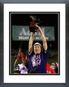 Koji Uehara with the ALCS MVP Trophy Game 6 of the 2013 ALCS Framed Picture Framed Picture