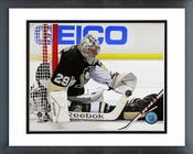 Marc-Andre Fleury 2013-14 Playoff Action Framed Picture