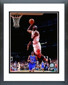 Michael Jordan 1994-95 Dunk Action Framed Picture 8x10