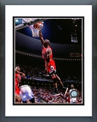 Michael Jordan 1995-96 Action Framed Picture 8x10