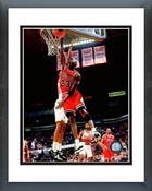Michael Jordan 1996 Action Framed Picture 8x10