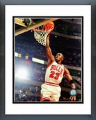Michael Jordan 1997-98 Action Framed Picture 8x10