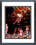 Michael Jordan 1998 Action Framed Picture 8x10