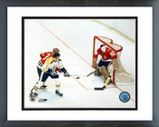 Phil & Tony Esposito - Action Framed Picture
