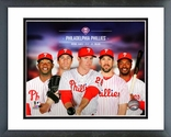 Philadelphia Phillies 2014 Team Composite Framed Picture
