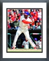 Ryan Howard 2014 Action Framed Picture