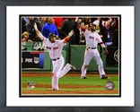 Shane Victorino Grand Slam Game 6 of the ALCS Framed Picture Framed Picture