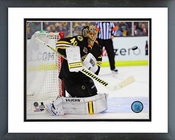 Tuukka Rask 2013-14 Action Framed Picture Framed Picture