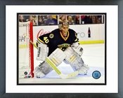 Tuukka Rask 2012-13 Action Framed Picture