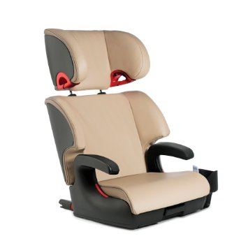 2015 Clek Oobr Fullback Booster Seat in Leather