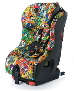 2014 tokidoki for Clek Foonf Convertible Car Seat