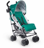 2015 UPPAbaby G-LUXE Stroller - Silver Frame