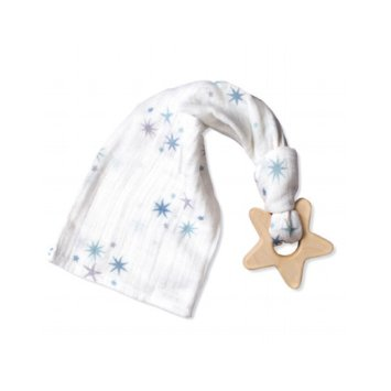 Aden+Anais Prince Charming Starburst Teething Toy