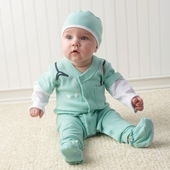 Baby Aspen Big Dreamzzz Layette Set
