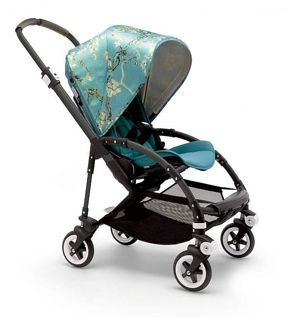 Bugaboo + Van Gogh Limited Edition Bee 3 Stroller
