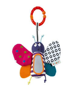 Mamas and Papas Butterfly Toy