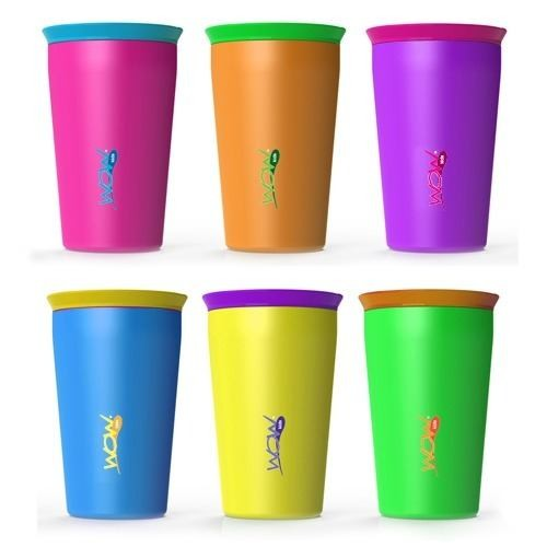Wow! Kids 9oz. Spill-Free Cup