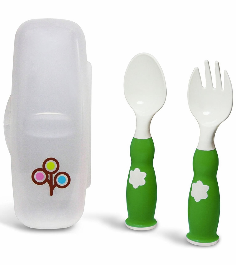 Zoli Fork & Spoon Set
