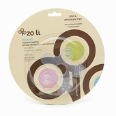 Zoli Munch Silicone Teether
