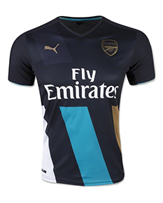 Arsenal 15/16 Third Jersey