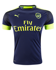 Arsenal 16/17 Third Jersey