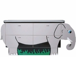 Elephant Toddler Changing Table