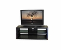 60� TV Stand  in Walnut - Techcraft WQF60