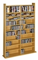 Leslie Dame CD-1000 -  Wall CD Racks