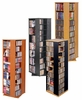 Leslie Dame - CD-1040 - Spinning Hand-Crafted CD Tower