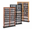 Prepac MB-0800 - Double Width Barrister - CD DVD Tower