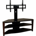 "Techcraft FLEX42W - 42"" Wide TV Stand with Built-In Mount"